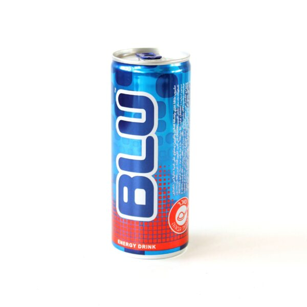 Blu - בלו משקה אנרגיה פחית